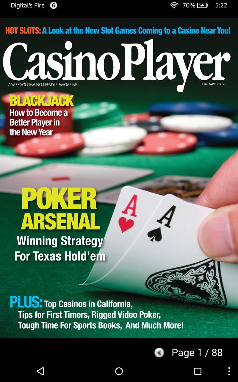 Журнал о казино где сейчас есть казино в россии