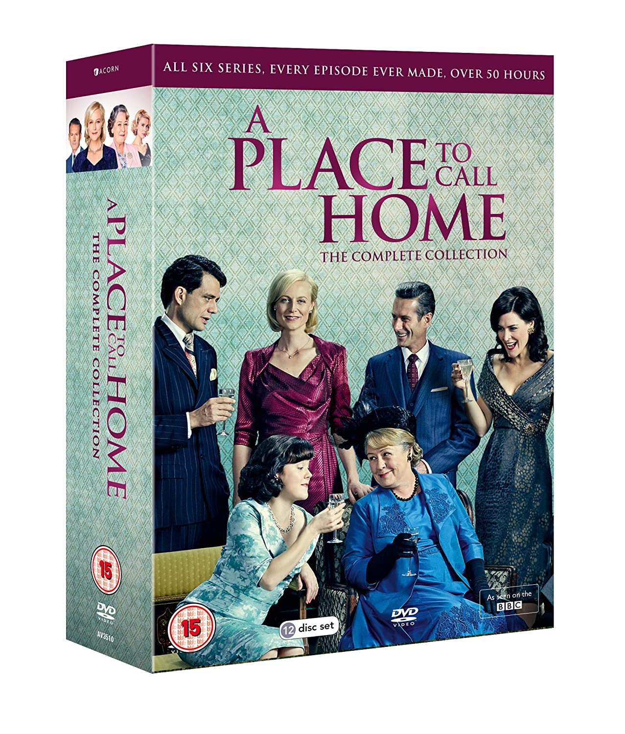 A Place to Call Home: Series 1-6 Complete