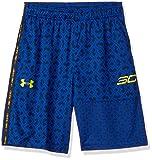 Under Armour Boys' SC30 Novelty Shorts, Royal