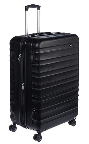 AmazonBasics Hardside Spinner Luggage – 28-Inch