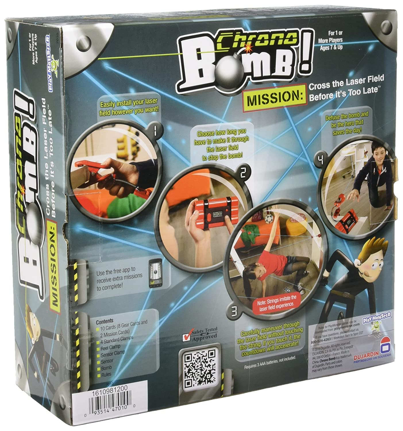 PlayMonster Chrono Bomb Original