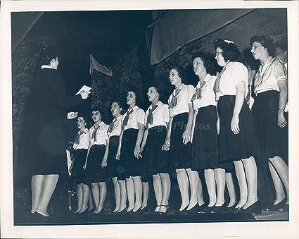 Amazon com: Vintage Photos 1940 Photo Beautiful Women