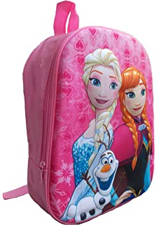 ce552a5ada Zaino 3D 3877 Frozen Elsa Anna Olaf Disney Asilo Borsa Scuola Tempo Libero