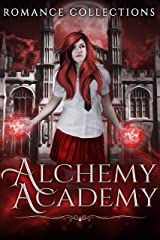 Alchemy Academy: A Limited-Edition Collection of Reverse Harem Spells and Magical Academy Potions Kindle Edition