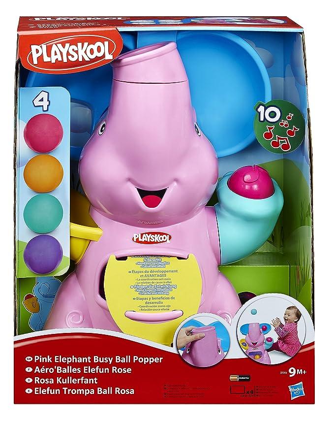 Aero'balles Rosa 37054eu40 37054eu40 Aero'balles Playskool Playskool 37054eu40 Elefun Rosa Playskool Elefun PZukXTwOi