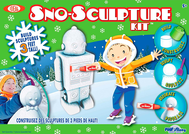 IDEAL SNO-Sculpture kit 0C8328BL