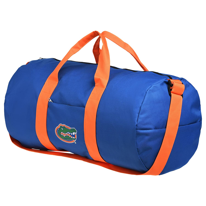FOCO NCAA Unisex Vessel Barrel Duffle Bag