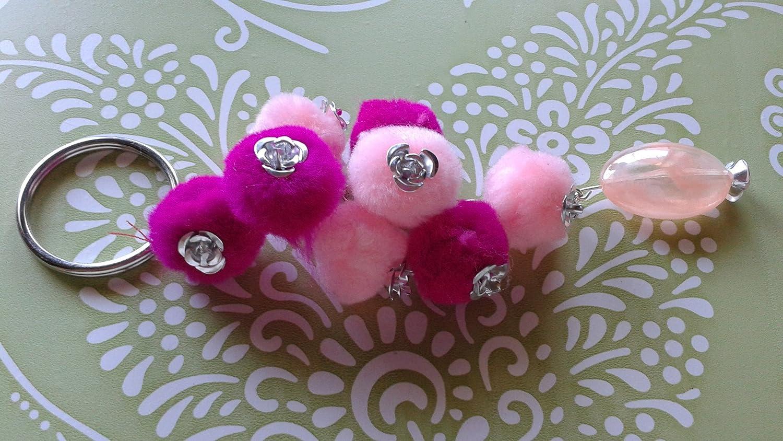 Amazon.com: Bolitas rosa: Handmade