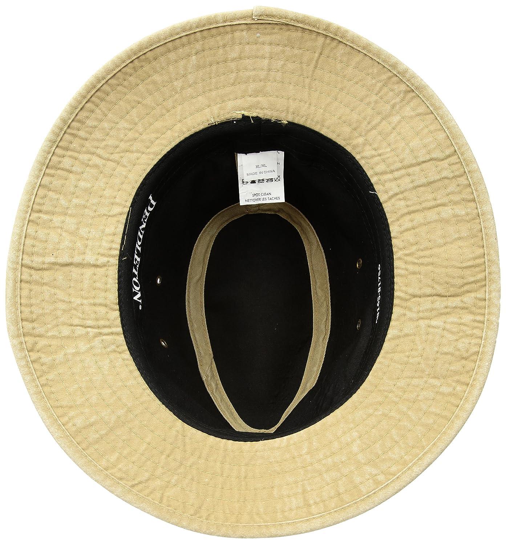 Pendleton Mens Canvas Indy Hat