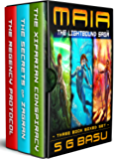 The Lightbound Saga (3 Book Bundle)