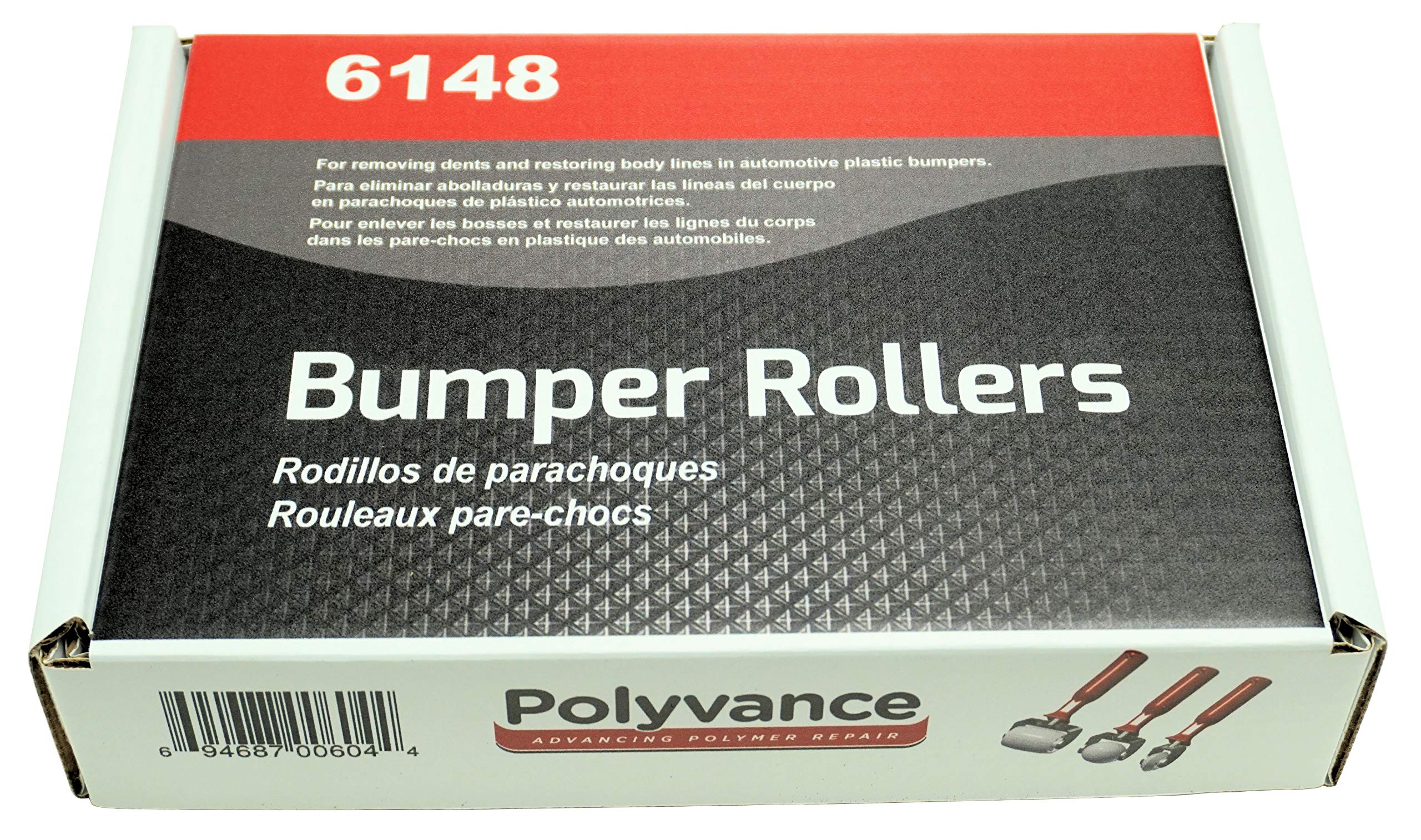Polyvance Bumper Dent Removal Roller Set by Polyvance (Image #5)