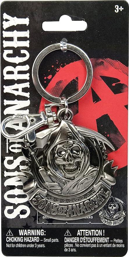Sons of Anarchy Llavero Color metálico ID Toys (Montreal ...