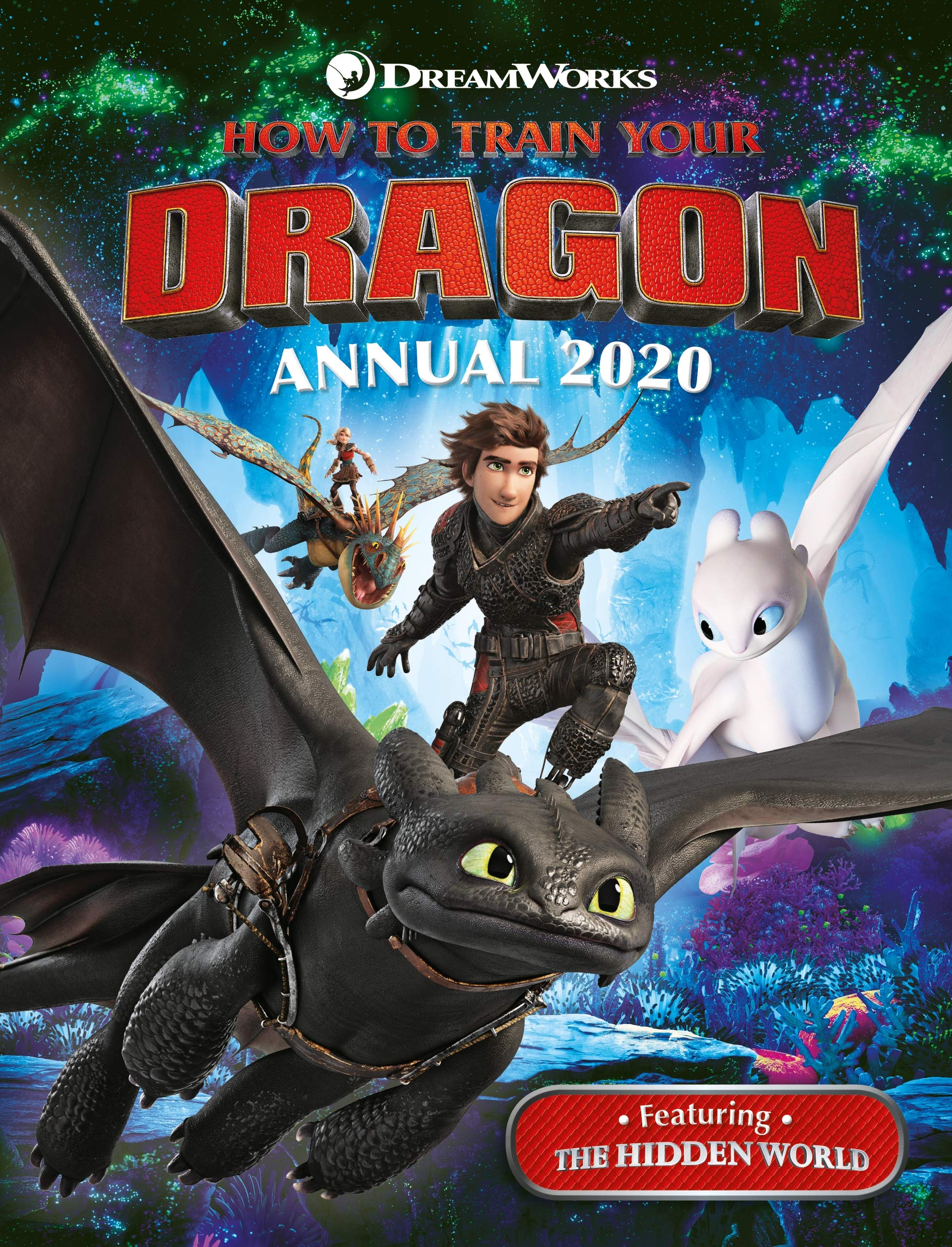How to Train Your Dragon Annual 12 (Annuals 12) : UK, Egmont