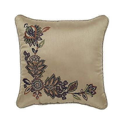 Amazon Croscill Callisto Fashion Pillow 40X40 40 X 40 Home Stunning Callisto Home Decorative Pillows