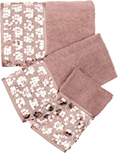 Popular Bath Sinatra Collection, Towel Set, Blush