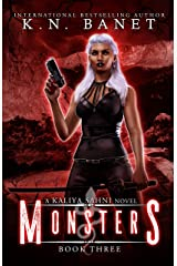 Monsters (Kaliya Sahni Book 3) Kindle Edition