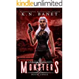Monsters (Kaliya Sahni Book 3)