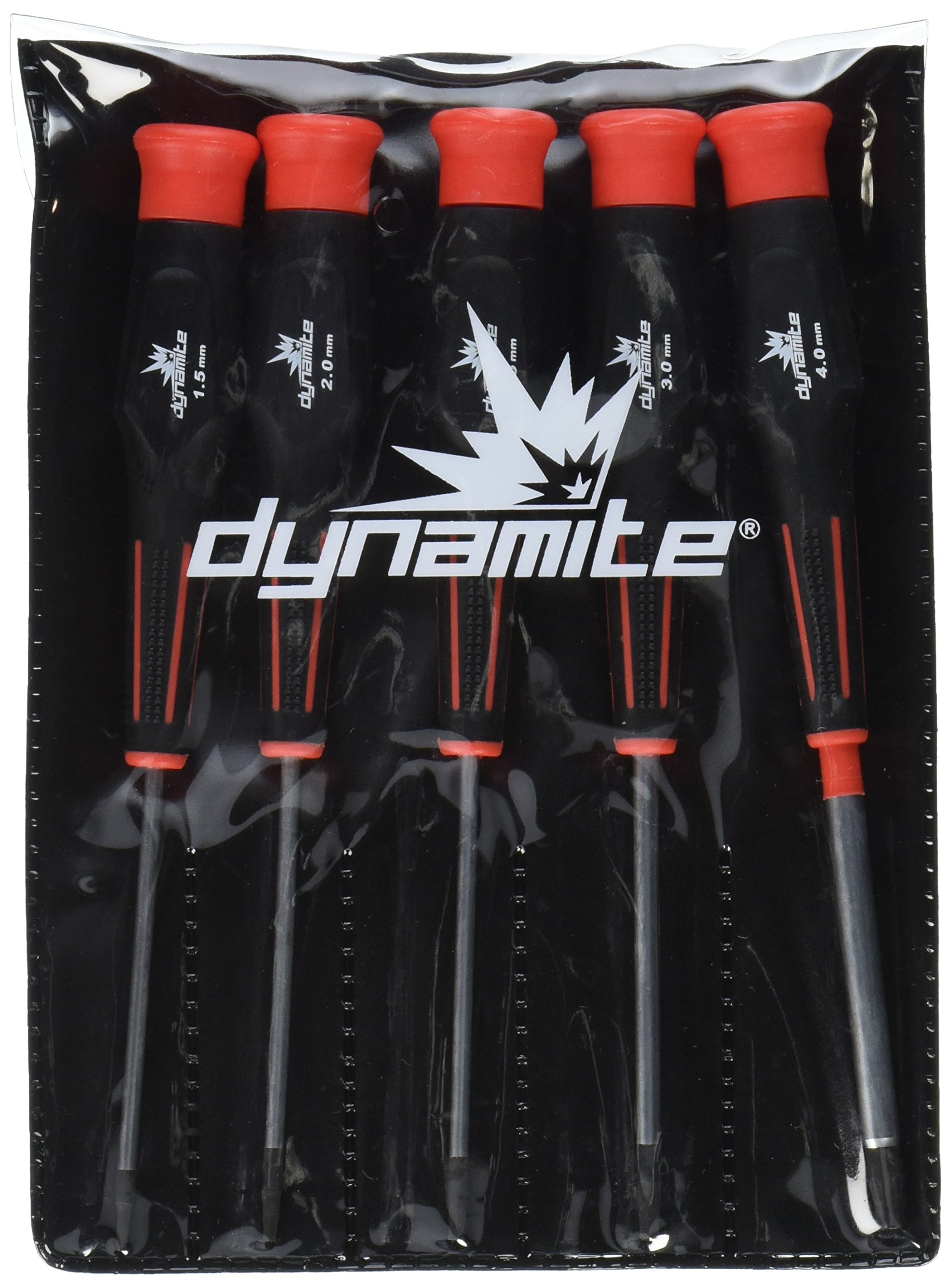 Dynamite 5 pc Metric Hex Driver Assortment