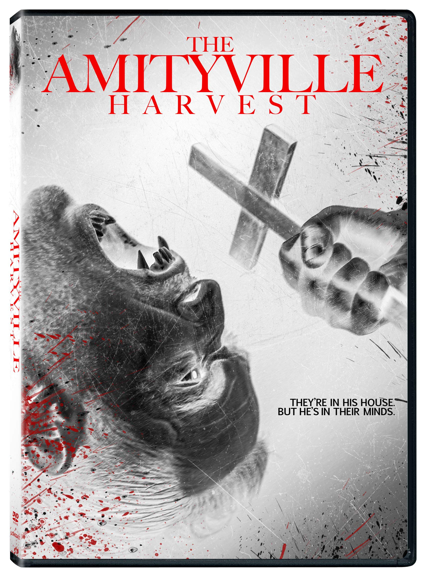 Book Cover: AMITYVILLE HARVEST, THE