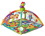 Playgro 0186993 Woodlands Music and Light Projector Gym STEM for a Bright Future, Multi