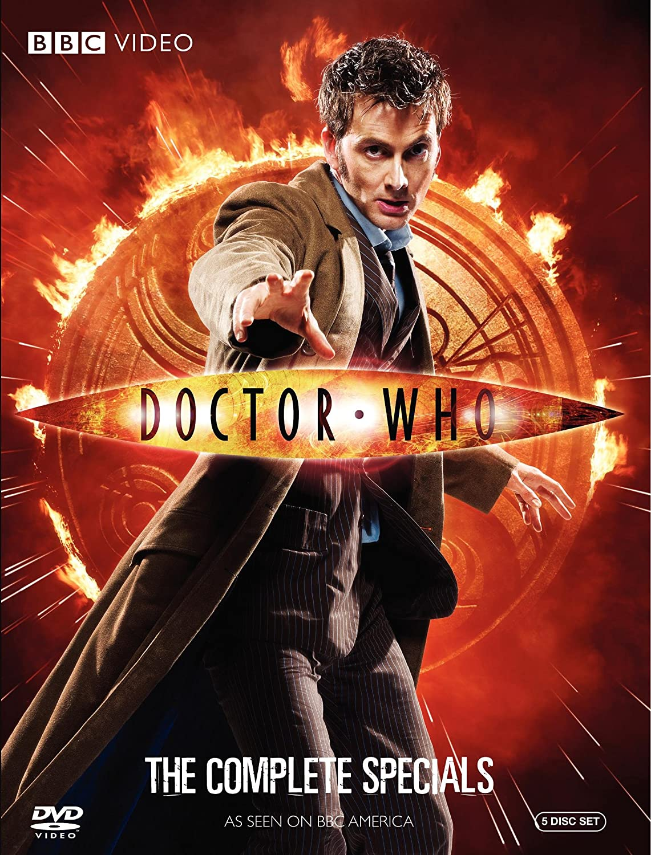 Doctor Who: Complete Specials [Reino Unido] [DVD]: Amazon.es: Cine ...