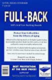 E. Gerber Full Back Boards - Standard - 50ct Pack