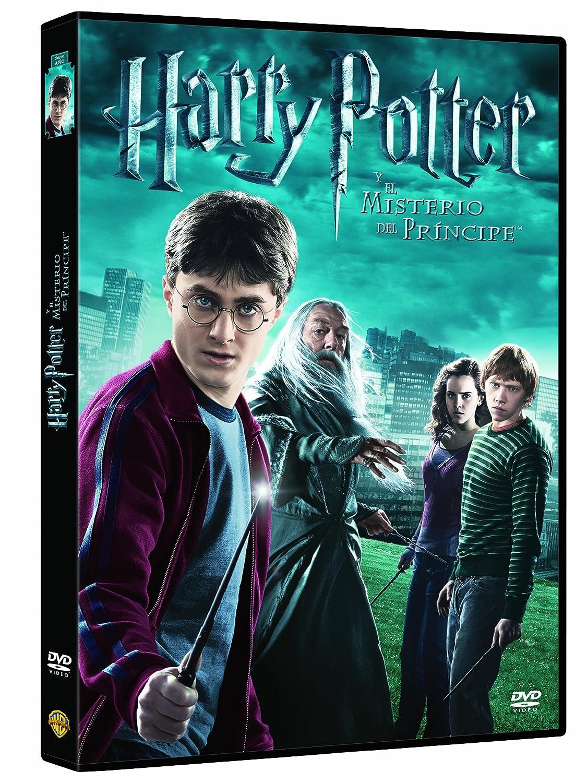 Harry Potter Y El Misterio Del Príncipe Dvd Amazon Es Jim Broadbent Emma Watson Helena Bonham Carter Daniel Radcliffe Rupert Grint David Yates Jim Broadbent Emma Watson Cine Y Series Tv