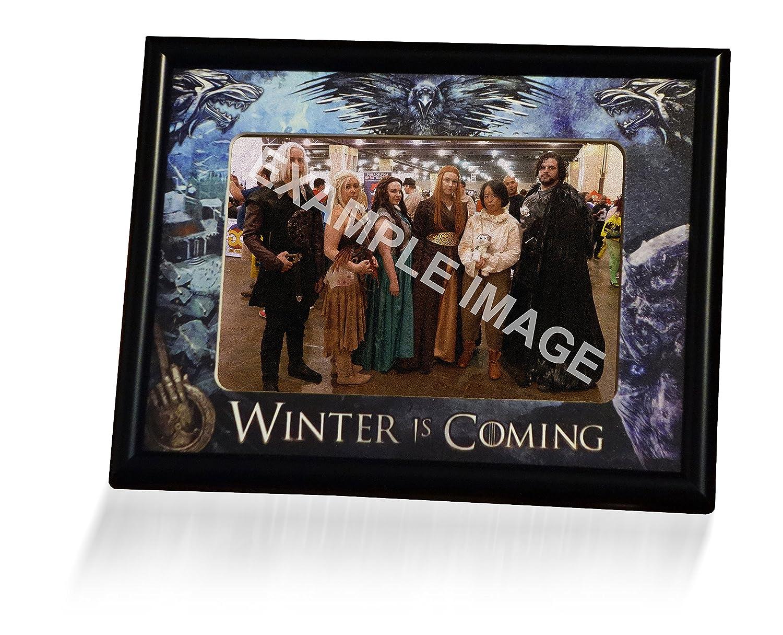 Stark – Game Of Thrones Bilderrahmen für ein 6 x 4 Foto: Amazon.de ...