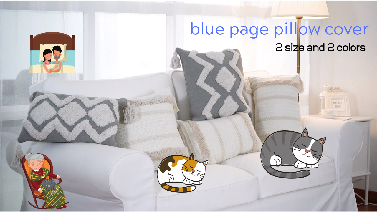 blue page Lumbar Small Decorative Throw Pillow Covers for Couch Sofa Bedroom Living Room, Woven Tufted Boho Pillows Cover with Tassels, Cute Farmhouse Pillows Case (12X20 inch, Yellowy Cream) - ✰ UNIQUE MODERN DESIGN: These pillow covers have a designer look and feel, will stands out in the mix. Fantastic quality will absolutely exceed your expectations. A textile fabric with an interesting and tribal design. Pairs well with Moroccan, Ethnic, Retro and Shabby Chic style decors. Choose only classic colors using weaving, tufting, tassels craftsmanship, warm and comfortable. ✰ FEATURES - The invisible zipper helps easily on and off. Absolutely adorable and nice decorative pillow cover. Thick fabric(weight 0.66 lb), really supports your back well, great design, good quality. The perfect boho looks pillow cover, fits perfectly and adds excellent texture to your collection of throw pillows. ✰ PERFECT GIFT - We offer YOU the best quality and workmanship with these cushion covers. Super cute and very attractive design, these will last you many fun occasions and seasons to come, will also make a PERFECT GIFT for your loved ones during Housewarming, Thanksgiving or Christmas, to decor your living room, bedroom, sofa, couch, car seat, floor, bench, office, a coffee shop, etc. - living-room-soft-furnishings, living-room, decorative-pillows - 919g2R%2B6eIL -