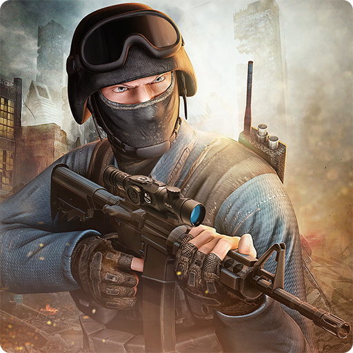 Counter Terrorist Squad Attack on Gangster City In Vegas Crime Case Simulator: Counter Terrorist War Wings Rules of Survival in Battle Simulator Shooter Assassin Fury FPS 3D Game -