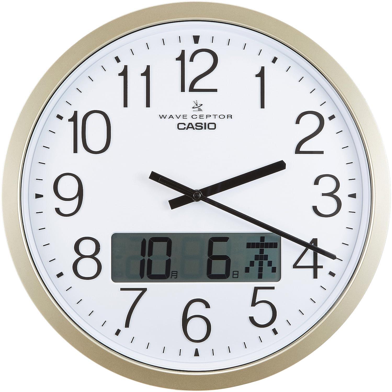 カシオ チャイム付電波クロック IC-4100J-9JF B00I2E4YOE