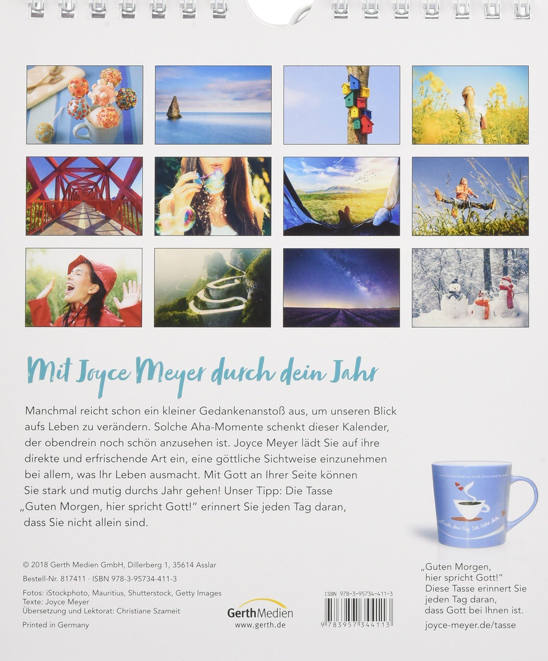 Stark Und Mutig Durch Dein Jahr 2019 Postkartenkalender