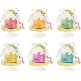 Talking Tables Truly Alice Mad Hatter Cake Domes for a Tea Party or Wedding, Multicolor (6 Pack)