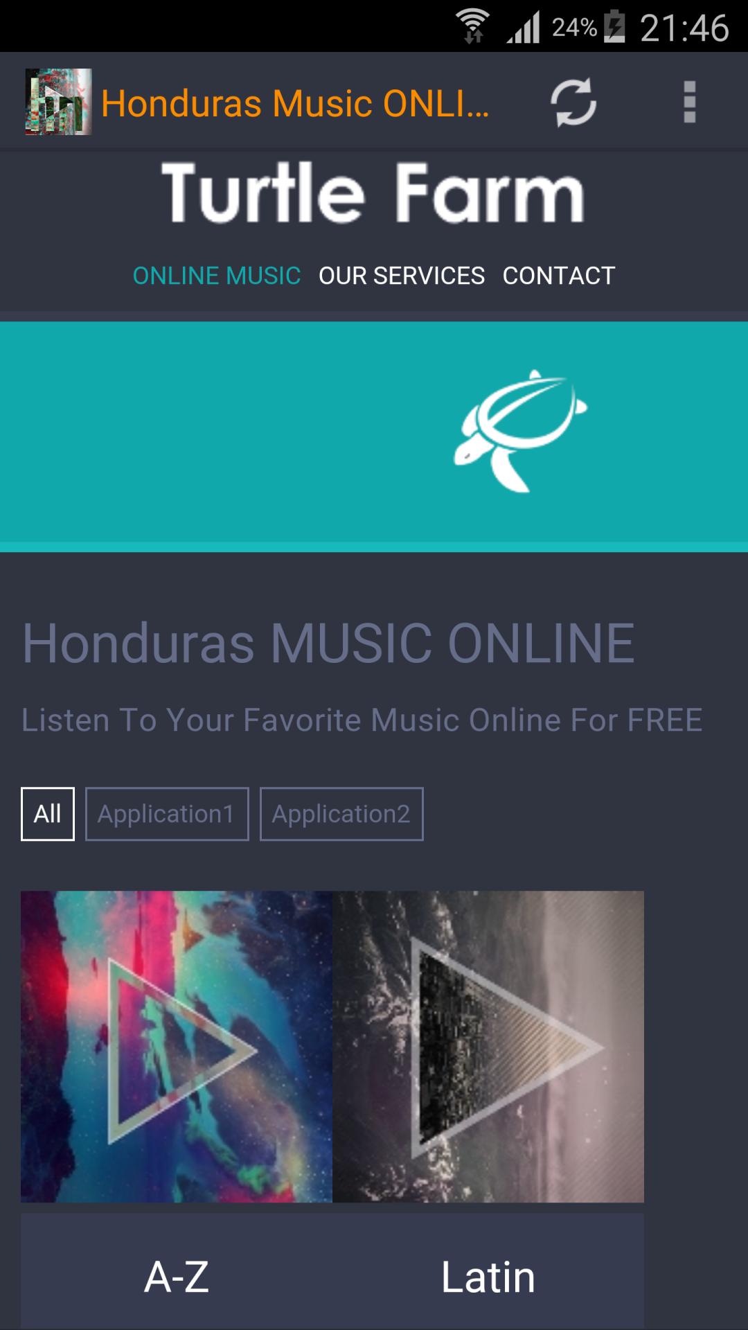 online honduras