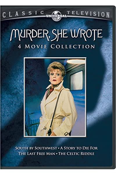 Murder, She Wrote: 4 Movie Collection: Angela Lansbury