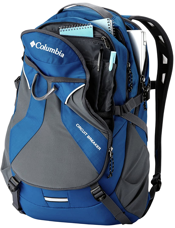 c632db69e3cd Columbia Circuit Breaker Backpack Daypack LAPTOP STUDENT BAG: Amazon ...