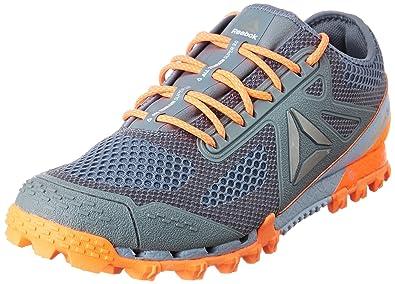 cbb357b414 Reebok Herren Bd2168 Trail Running Schuhe, Grau (Asteroid Dust/Gable Grey/ Wild