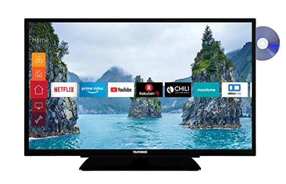 Fernseher mit DVD Player im Test