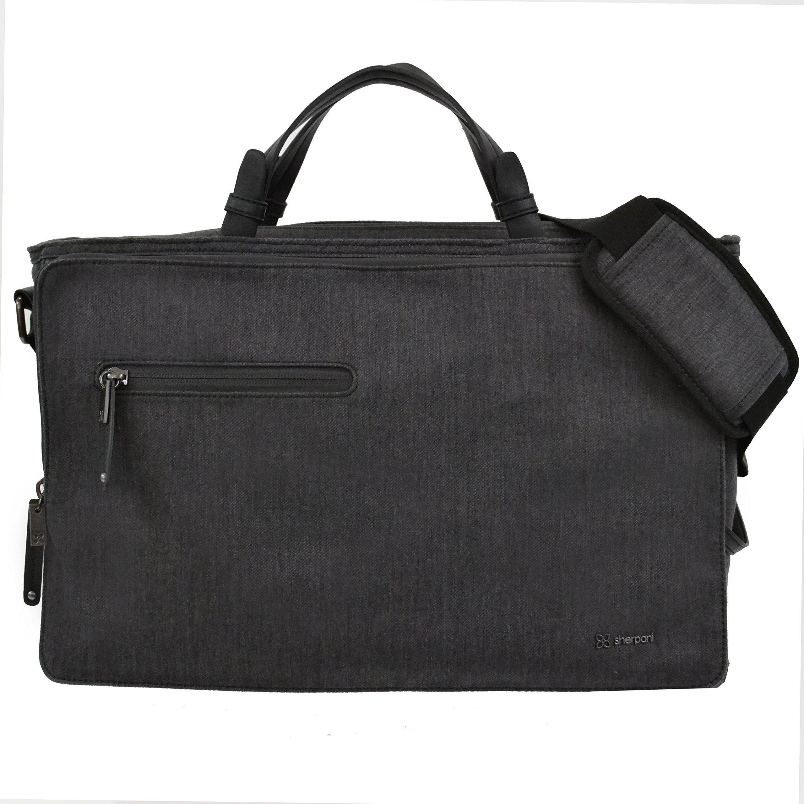 Sherpani Presta Messenger Bags, Black, One Size