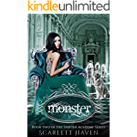 Monster (Shifter Academy Book 2)