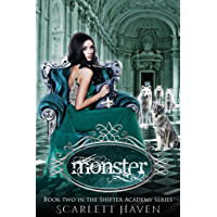 Monster (Shifter Academy Book 2) (English Edition)