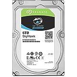 Seagate SkyHawk 6TB Surveillance Hard Drive - SATA 6Gb/s 128MB Cache 3.5-Inch Internal Drive (ST6000VX0023)