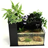 Fin to Flower Aquaponic Aquarium Large System C