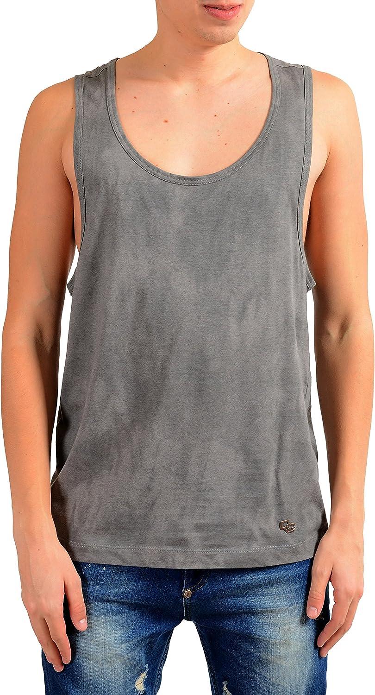 Dolce /& Gabbana Men/'s Cotton Tank Top