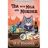 Tea with Milk and Murder (Oxford Tearoom Mysteries ~ Book 2) (English Edition)