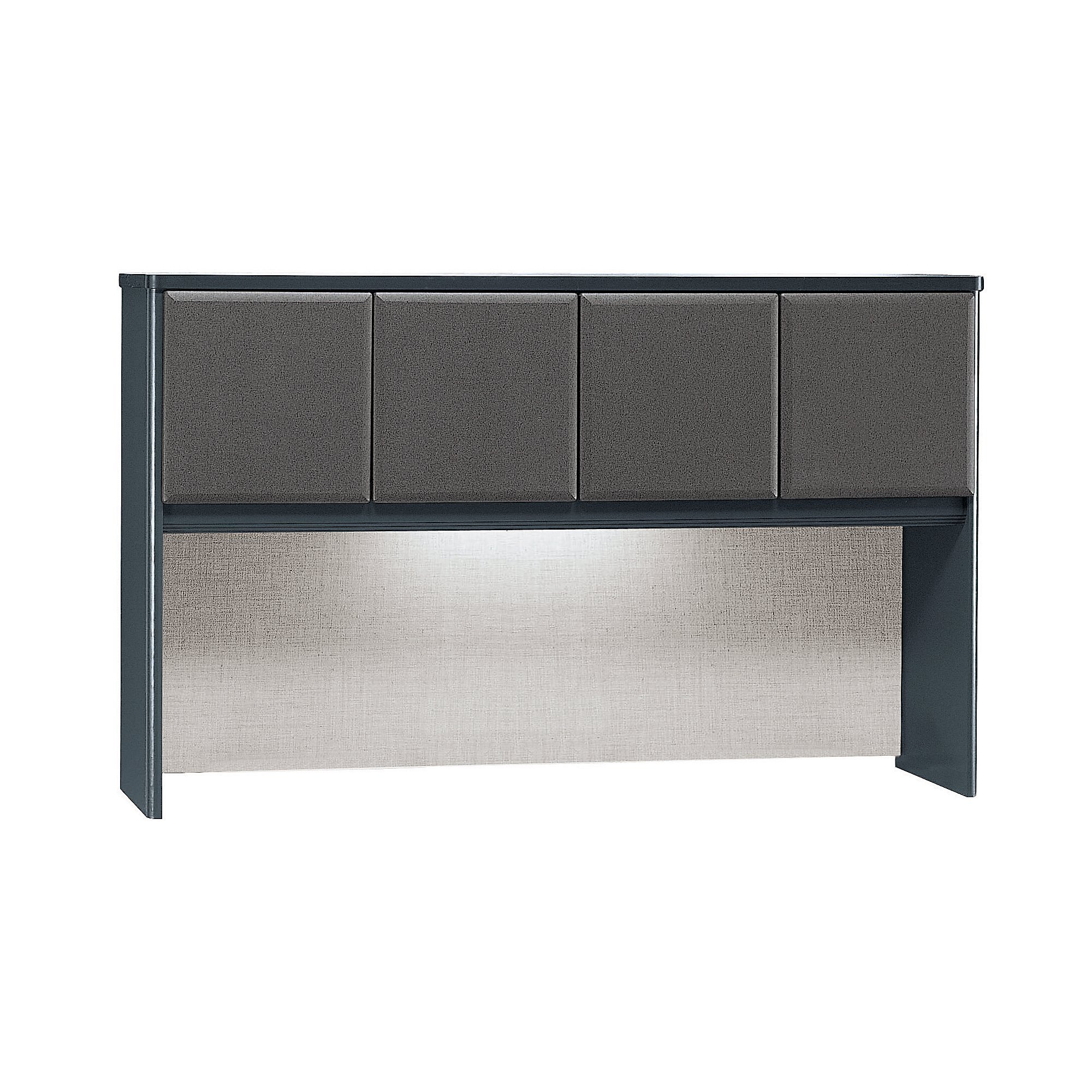 Bush Business Furniture Series A Collection 60W Hutch in Slate by Bush Business Furniture