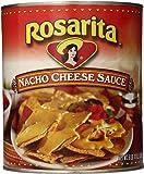 Rosarita Nacho Cheese Sauce, 106 Ounce