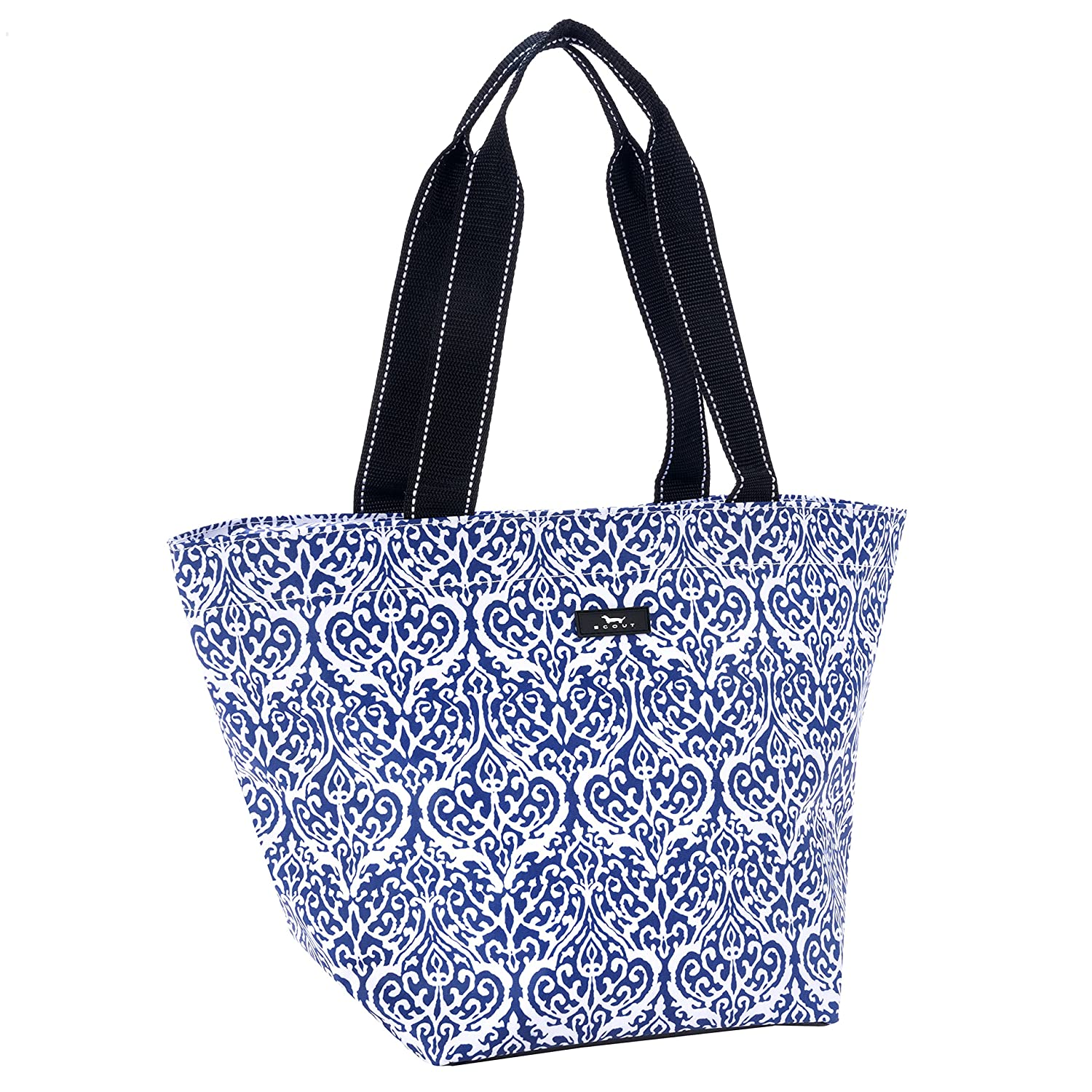Royal Highness SCOUT Daytripper Everyday Tote Bag, Shoulder Bag, Water Resistant, Wipes Clean, Zips Closed, Tally Girl