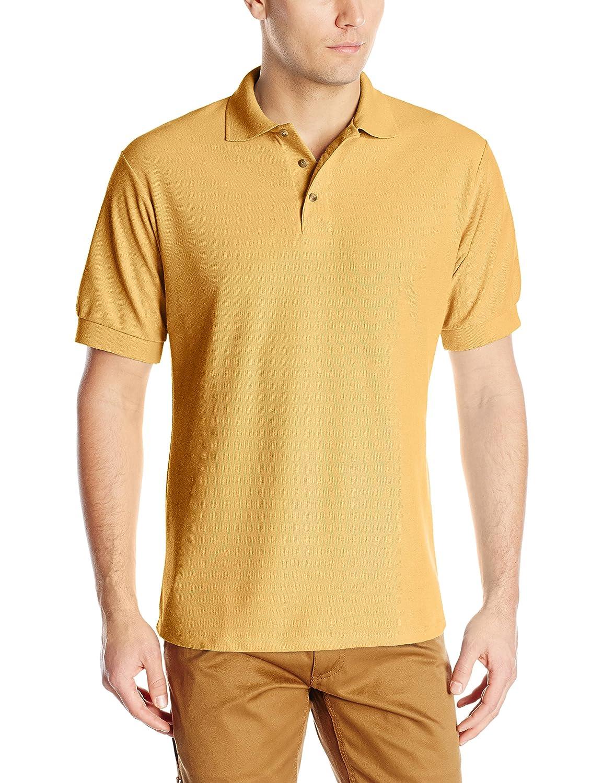 Red Kap Mens Pique Knit Shirt