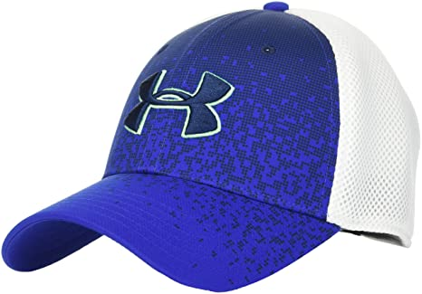 finest selection 3c4f4 a3407 ... promo code for under armour ua microthread golf mesh cap s m royal  d938b 1103f